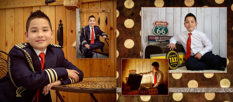 Fotografia estudio comunion 615 » Comunión » José Manuel Ortega Fotógrafo