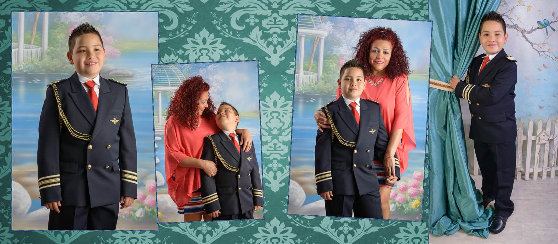 Fotografia estudio comunion 617 » Comunión » José Manuel Ortega Fotógrafo