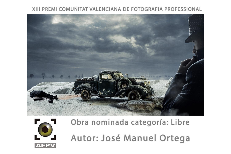Nominado a los premios Comunidad Valenciana de fotografía profesional.