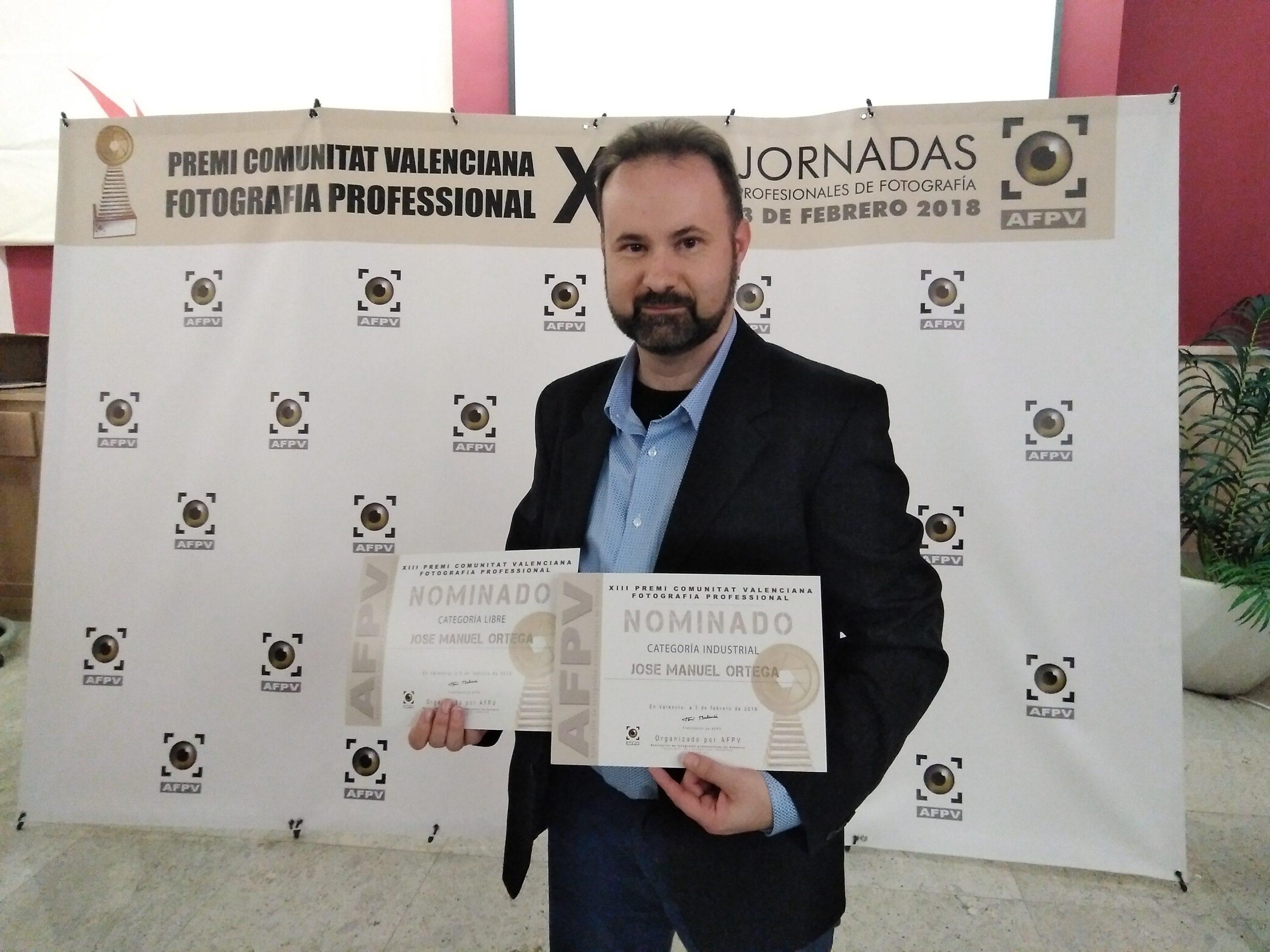 Premios Comunidad Valenciana de fotografía profesional