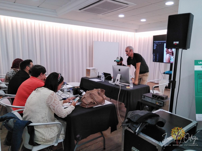 Taller de fotografía editorial en Castellón con gf studios.
