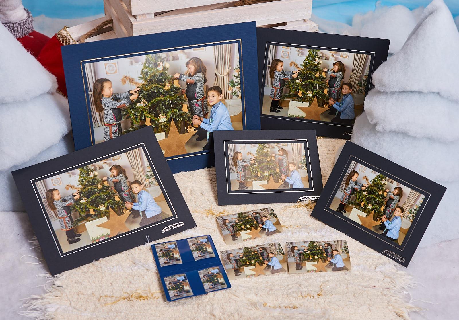 lote de fotos de navidad en Elda