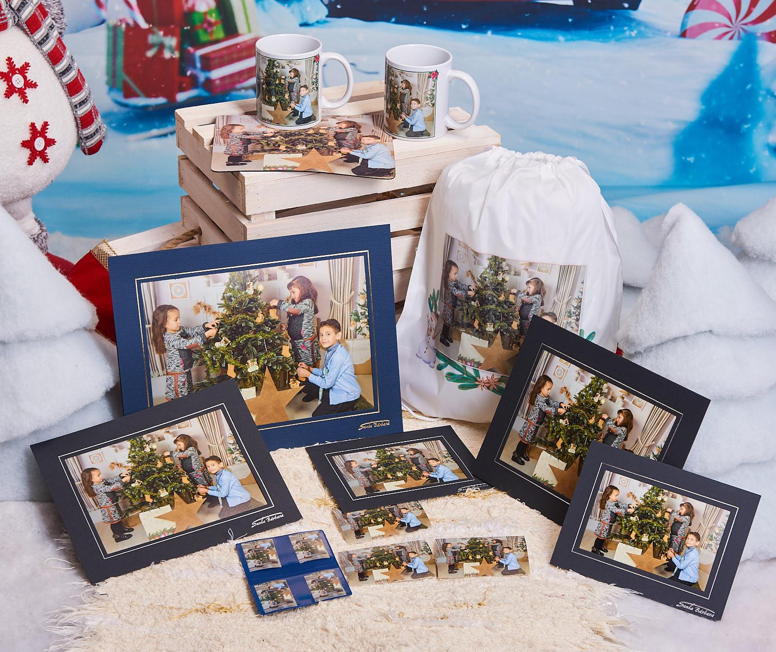 Lotes de fotografia de navidad