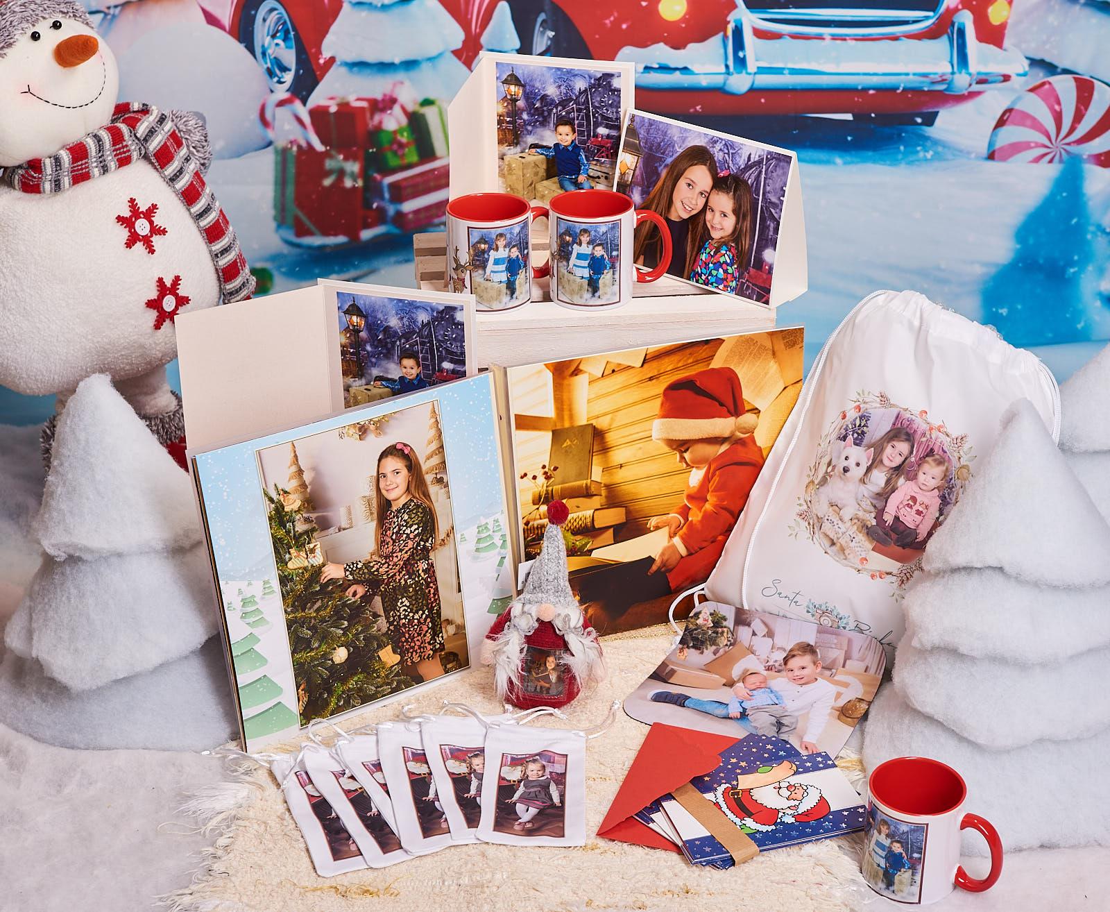 Reportaje fotográfico de navidad