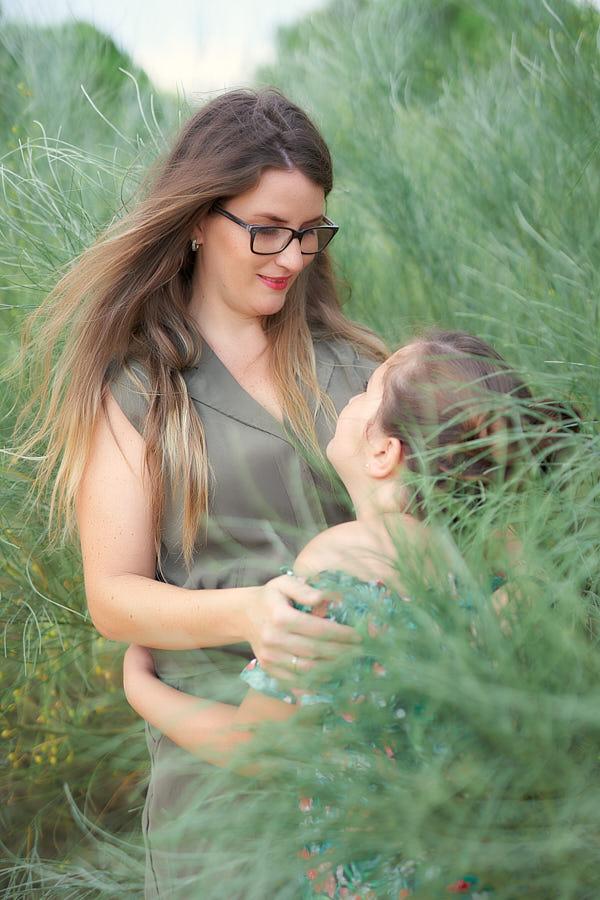 foto madre hija